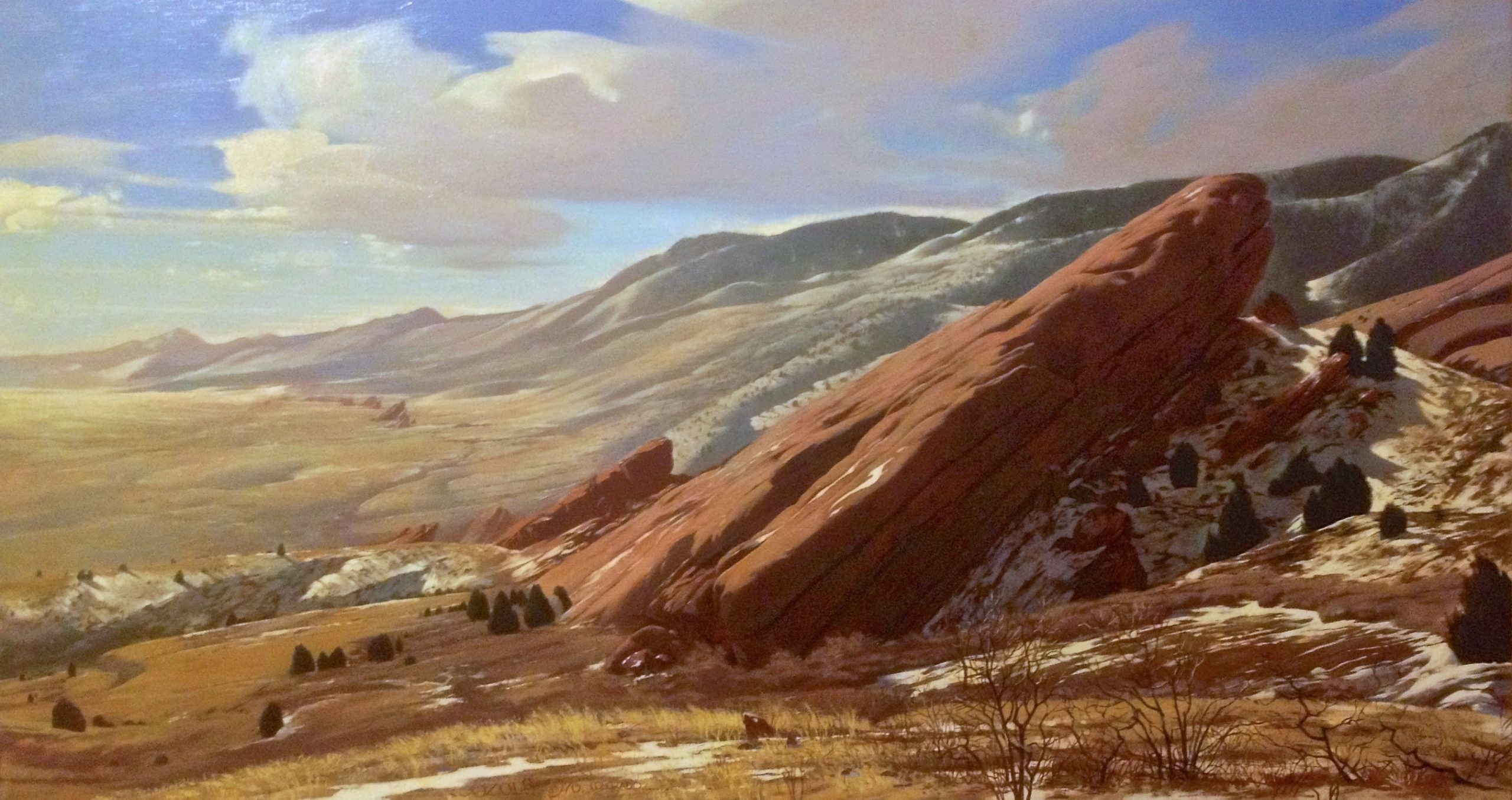 Between the Sun and the Moon: Happy Birthday to Auseklis Ozols, American Realist.